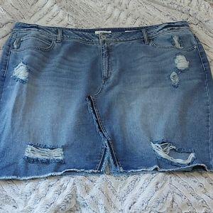 Jessica Simpson 24W Ladies Jean Skirt
